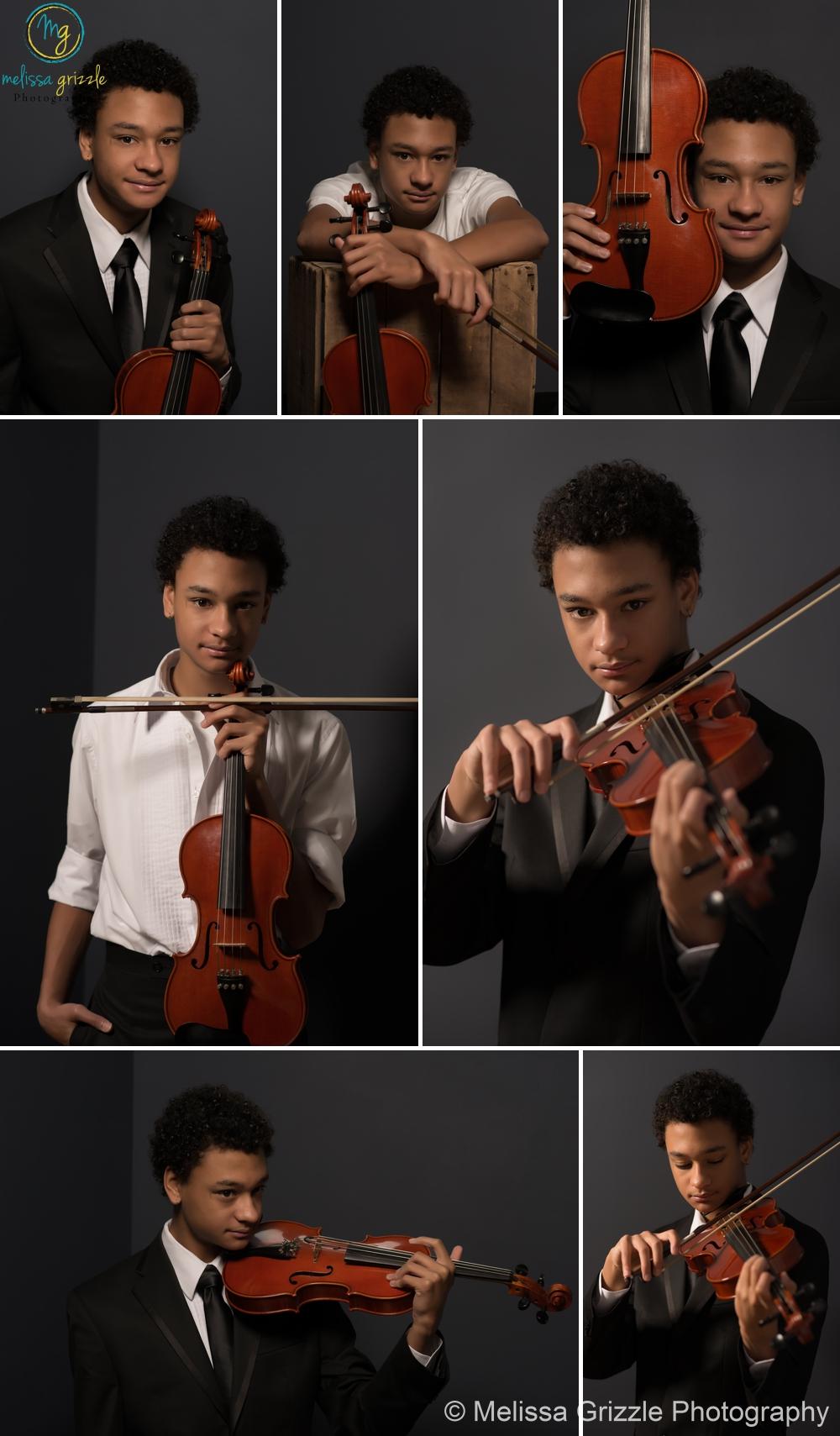 Joshua's Violin